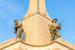 Victory Monument, Bangkok, Thailand Royalty Free Stock Images