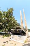 Victory Monument. Dushanbe, Tajikistan Stock Photography