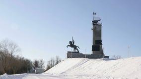 Victory Monument en Velikiy Novgorod, Rusia metrajes