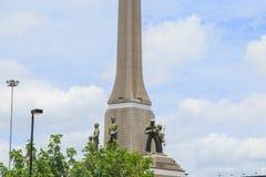 Victory Monument Thailand Foto de archivo