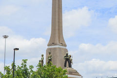 Victory Monument Thailand Stock Photo