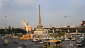 Victory Monument stock footage