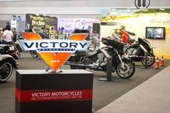 Victory Motorcycles. Imagen de archivo