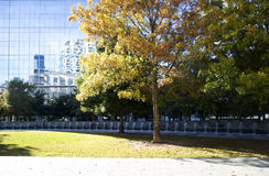 Victory Park in city  Dallas Royalty Free Stock Photo