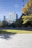 Victory Park i Dallas arkivbild