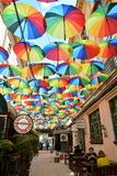Victory Passage, Bukarest, Rumänien Lizenzfreies Stockfoto