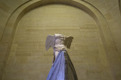 Victory of Samothrace, The Louvre, Paris, France Royalty Free Stock Photo