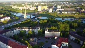 Victory Square e Victory Park vídeos de arquivo