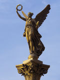 Victory statue Royalty Free Stock Photos