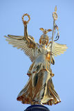 Victory statue Royalty Free Stock Photography