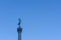 Victory Statue Fotografia Stock Libera da Diritti