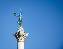 Victory Statue in Union Square - San Francisco, California, USA Stock Photo