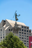 The Victory statue in Union Square, San Francisco Royalty Free Stock Photography