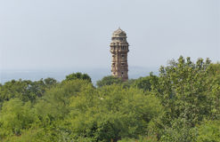 Victory Tower, Chittaurgarh, Rajasthan Stock Photography