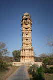 Victory tower in India Royalty Free Stock Photos