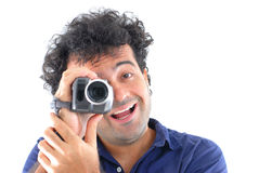 Vidéo Photos stock