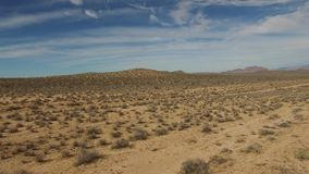 Vidéo aérienne de désert du Nouveau Mexique banque de vidéos