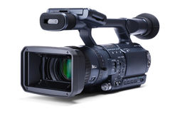 vidéo d'appareil-photo Photo stock