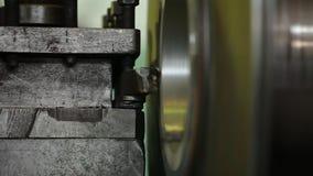 Vidéo de l'usine Grand tour en fonction Vue de côté banque de vidéos