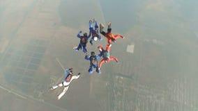 Vidéo de parachutisme clips vidéos