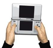 vidéo de vecteur de jeu Photos stock