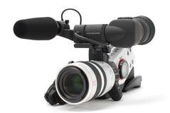 vidéo digital de caméscope Images stock