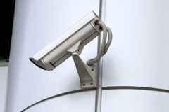 Vidéo surveillance Photographie stock