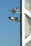 Vidéo surveillance Image libre de droits