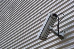 Vidéo surveillance de degré de sécurité de télévision en circuit fermé photo stock