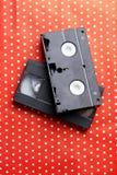 vidéocassette Photos libres de droits