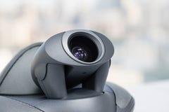 Vidéoconférence images stock