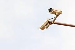 Vidéos surveillance Photos libres de droits