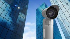 Vid?o surveillance illustration libre de droits