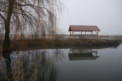 Vid sjön Arkivbild