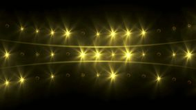 VID - Wall Of Lights II Royalty Free Stock Image