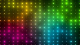 VID - Wall Of Lights V Stock Photography