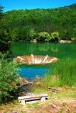 Vida湖 库存图片