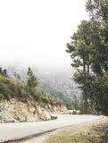 A vida é estrada Imagem de Stock Royalty Free