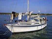 Vida a bordo Fotografia de Stock Royalty Free