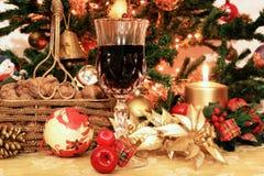Vida caliente de la Navidad aún Fotos de archivo libres de regalías