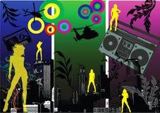 Vida colorida 3 Libre Illustration