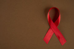 Vida com o SIDA do VIH Foto de Stock Royalty Free