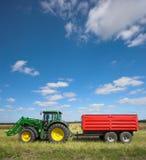 Vida da exploração agrícola imagens de stock royalty free
