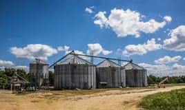Vida da exploração agrícola Fotos de Stock