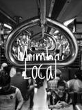 Vida de Bombay imágenes de archivo libres de regalías