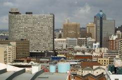 Vida de cidade grande Fotos de Stock Royalty Free
