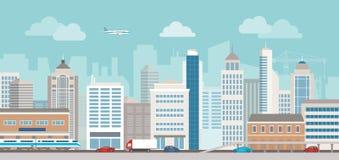 Vida de ciudad libre illustration