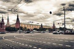 Vida de ciudad grande Imagenes de archivo