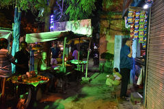 Vida de Kolkata Fotos de archivo
