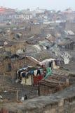 Vida de la aldea. Fotografía de archivo libre de regalías